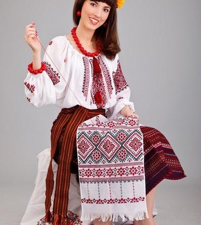 украинский рушник, рушник на свадьбу, украинские традиции, вышитый рушник на свадьбу