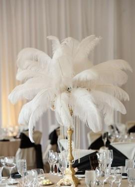 свадебный декор в ретро стиле