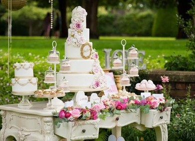 Кэнди-бар на свадьбу – новый тренд в Украине