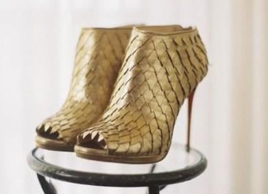 Идеальная пара обуви для осенней невесты: не бойся экспериментов!