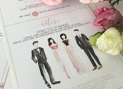 Свадебный дресс-код: как выбрать и объяснить гостям?