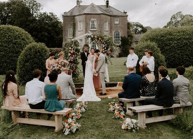 Маленькая свадьба: как сделать ее роскошной?