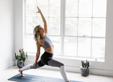 Держи планку: йога-антистресс для невест