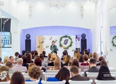 """""""Step-by-step"""" – дружеская встреча для свадебных и event-специалистов"""