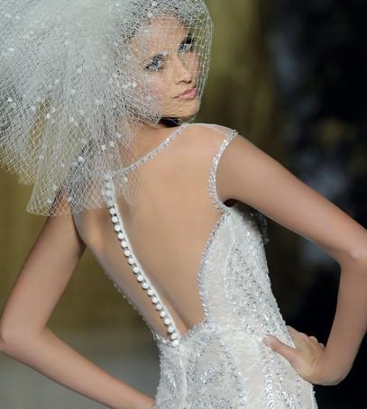 фата-пуф, короткая фата, невеста, свадебный образ