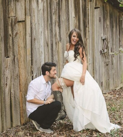 свадьба бросание подвязки