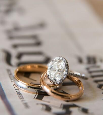 куда надевать обручальное кольцо
