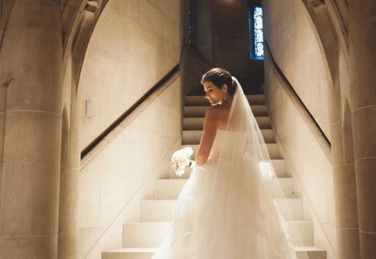 Свадебные фото в церкви