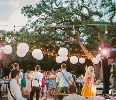 свадьба с здоровый музыкой