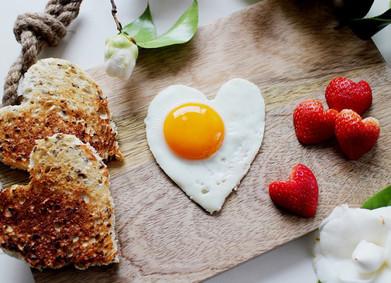 Утро невесты: чем себя побаловать на завтрак в день свадьбы