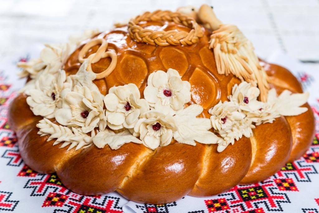 каравай на свадьбу рецепт с пошаговым фото читайте