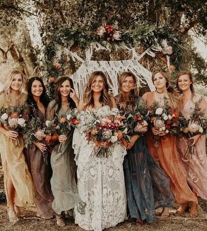 что делает подружка невесты
