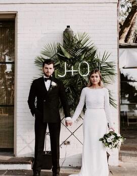 свадьба урбан
