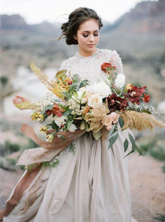 Какая ты невеста? Узнай себя по цветку! орхидея