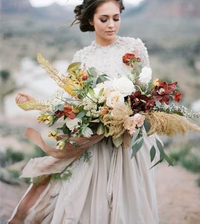 оверсайз букет невесты, огромный свадебный букет, большой букет на свадьбу