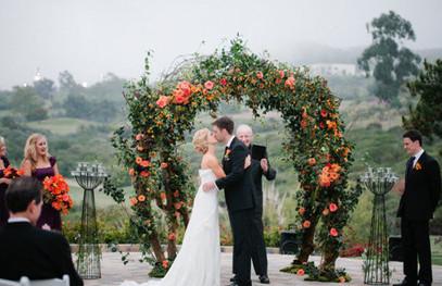 выездная церемония бракосочетания, свадьба, роспись, жених и невеста