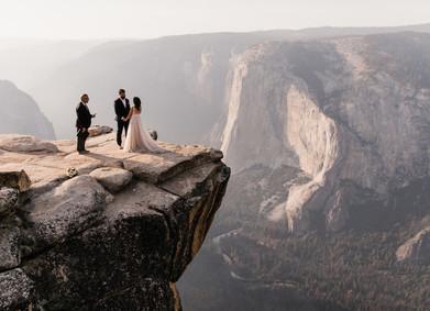 Авантюрная свадьба для двоих на другом краю Земли!