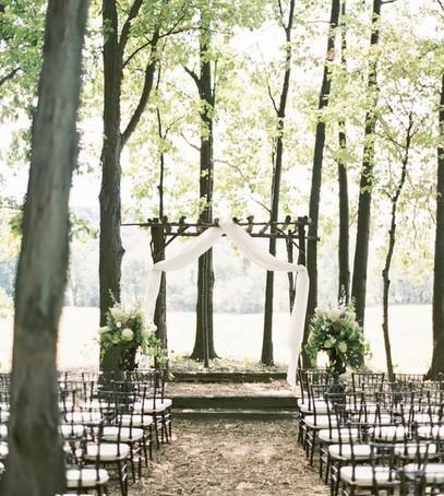 Идеи для свадебной арки