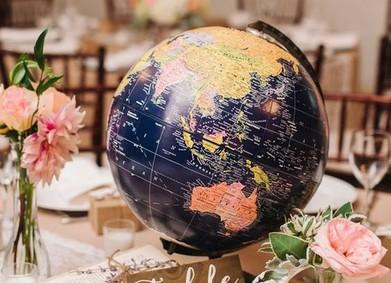 20 неожиданных идей для вашей тематической свадьбы!