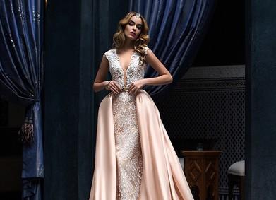 Свадебное платье-трансформер: два образа по цене одного