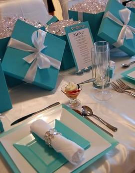свадьба в стиле тиффани, ретро-свадьба, декор для свадьбы в стиле тиффани