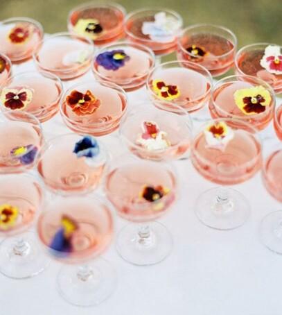 напитки на свадьбу количество