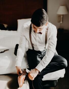 жених туфли