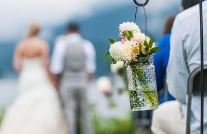 выездная церемония, выездная регистрация, выездная свадьба, декор выездной свадьбы