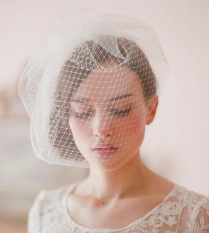 невеста, вуаль, вуалетка, маленькая фата, короткая, свадебный образ