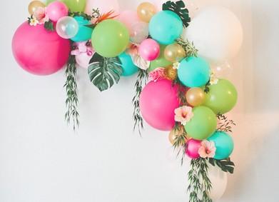 Воздушные шары: оформи свадьбу, не опустошая карманы!