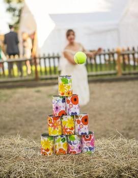 игры на свежем воздухе на свадьбу