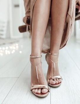 туфли в стиле бохо свадебные