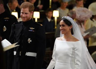 9 деталей Королевской свадьбы, в которых жених и невеста отошли от традиций и сделали всё по-своему