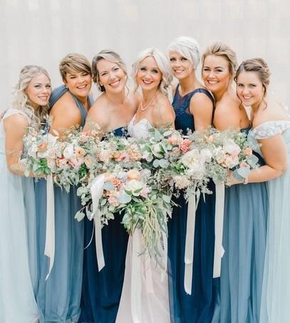 подруги невесты что надеть