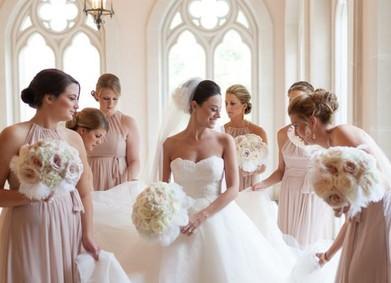 Подружки невесты: musthave современной свадьбы