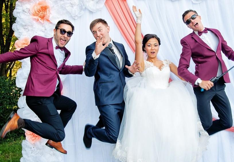 Два ведущих на свадьбу