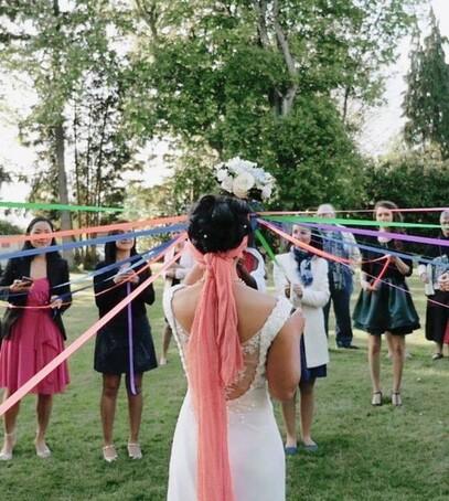 необычные традиции на свадьбу