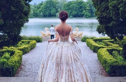 свадебная фотосессия