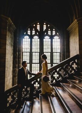 Свадебная фотосессия в храме