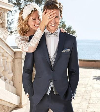 жених и невеста, свадебный костюм, красивый жених
