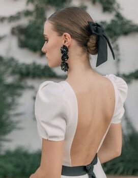 фото свадьба прическа