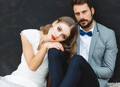 Брюки плюс пиджак – удачная комбинация для стильного жениха