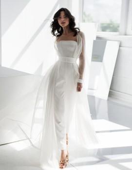 комбинезон для невесты