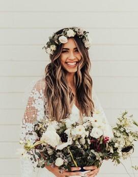 бохо невеста