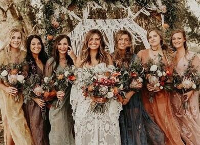 60 советов для подружек невесты