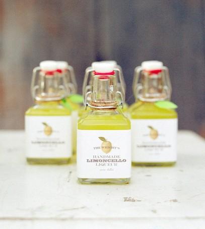 лимонад, домашний лимонад, лимонная свадьба, подарок гостям на свадьбу, свадебный презент гостям