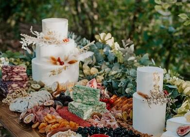 Свадебное меню 2021: идеи и тренды
