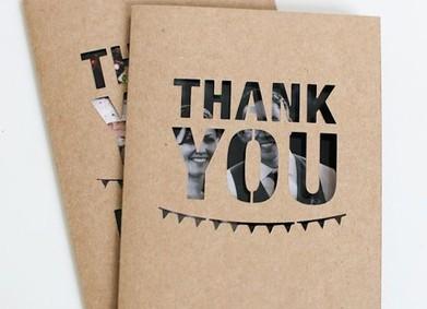 """Скажи гостям """"Спасибо"""": как поблагодарить за подарки"""