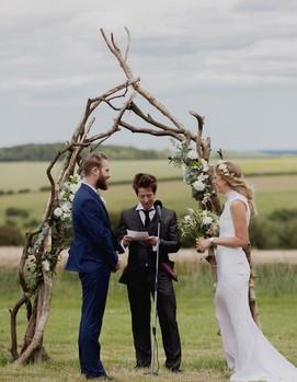 выездная церемония, выездная регистрация, выездная свадьба, арка для выездной свадьбы
