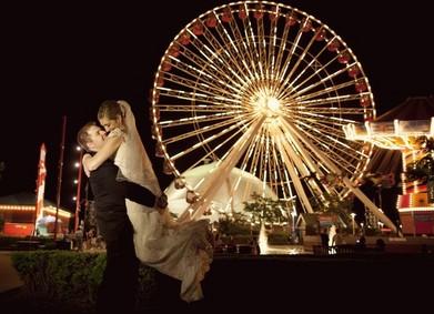 Места для фотосессии – выбираем идеальные свадебные локации
